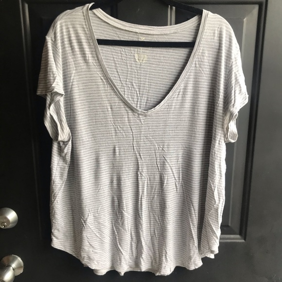 🍹4/$40 American Eagle soft&sexy tee, size XL